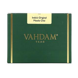 Vahdam Teas, India's Original Masala Chai, 3.53 oz (100 g)