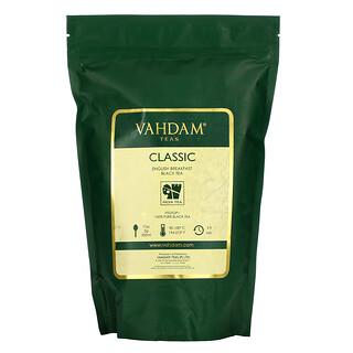 Vahdam Teas, 经典英式早餐红茶,16.01 盎司(454 克)