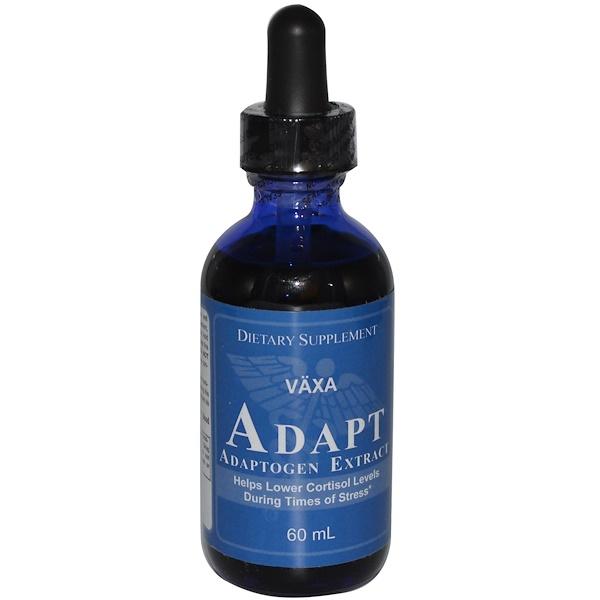 Vaxa International, Adapt, Adaptogen Extract, 60 ml (Discontinued Item)