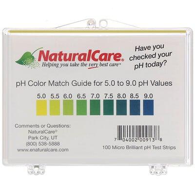Купить Тест-полоски для определения pH, 100 полосок