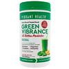 Vibrant Health, Green Vibrance + + 25 миллиардов пробиотиков, версия 16.0, 12,5 унций (354,9 г)