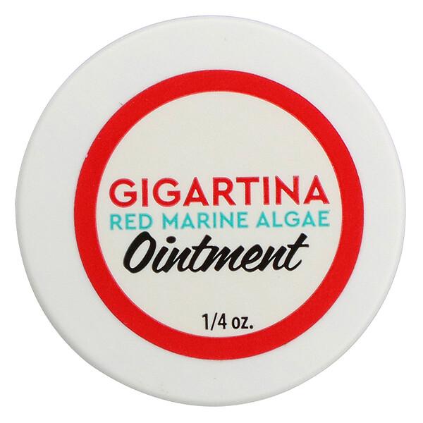 Gigartina Red Marine Algae Ointment, 1/4 oz