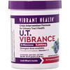 Vibrant Health, Мочевыводящие пути Vibrance, D-манноза, 5000 мг, версия 1.1, 2,28 унц. (64,55 г)