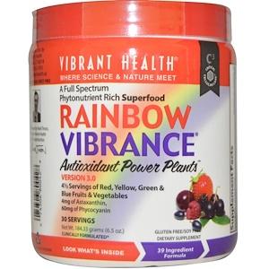 Вибрант Хэлт, Rainbow Vibrance, Antioxidant Power Plants, Version 3.0, 6.5 oz (184.33 g) отзывы