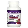 Vibrant Health, U.T.Vibrance(バイブランス)、ベジピュアタブレット50粒