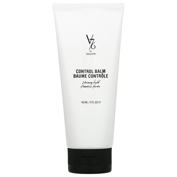 V76 By Vaughn, Control Balm, Strong Hold, 5 fl oz (145 ml) (Discontinued Item)
