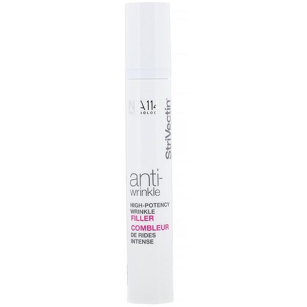 StriVectin, Anti-Wrinkle, High-Potency Wrinkle Filler, 0.5 fl oz (15 ml) (Discontinued Item)