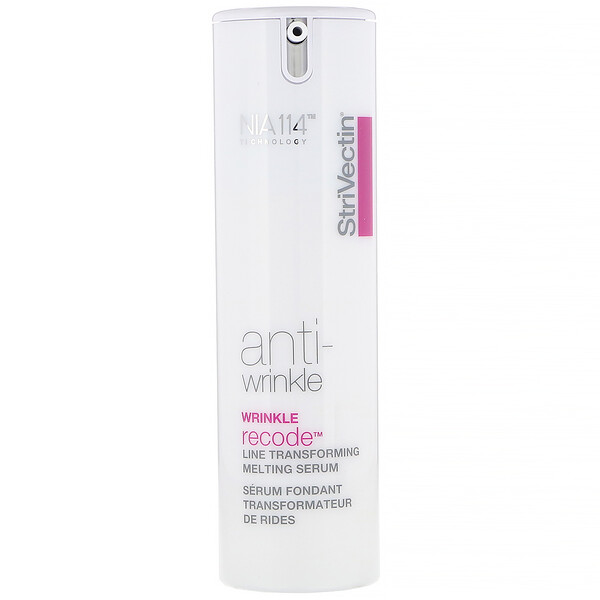 StriVectin, Anti-Wrinkle, Line Transforming Melting Serum, 1 fl oz (30 ml)