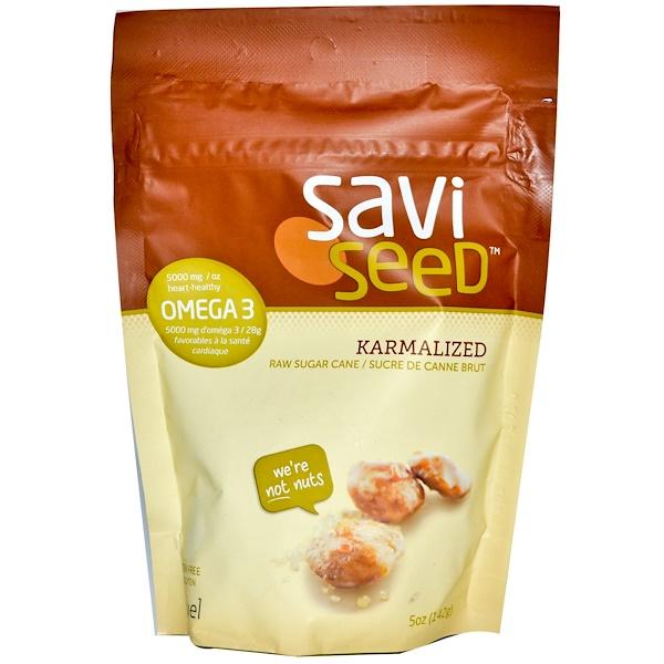 Vega, Savi Seed, Karmalized Raw Sugar Cane, 5 oz (142 g) (Discontinued Item)