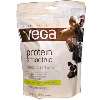 Vega, 단백질 스무디, 초크-아-랏, 9.2 oz (260 g)