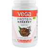 Vega, Protein & Energy, Classic Chocolate, 1.86 lbs (844 g)