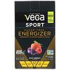 Vega, ספורט,אנרג'ייזר ללא סוכר, acai ברי, 30 יחידות, 3.2 גרם יחידה