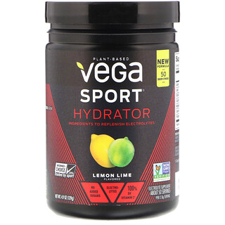 Vega, Sport, Hydrator, Lemon-Lime, 4.9 oz (139 g)