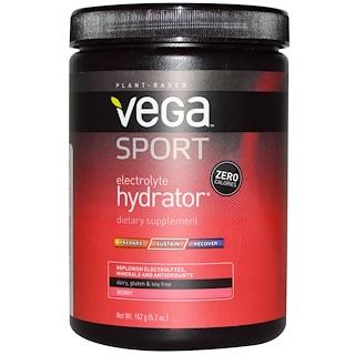 Vega, Спорт, электролитный гидратор, ягода, 152 г (5,2 унции)