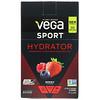 Vega, Hydrator, Berry, 30 Packs, 0.1 oz (2.8 g) Each