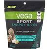 Vega, Sport Energy Bites, Coconut Cashew Butter, 5.6 oz (160 g)