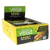 Vega, Sport, Protein Bar, Crunchy Peanut Butter, 12 Bars, 2.5 oz (70 g) Each