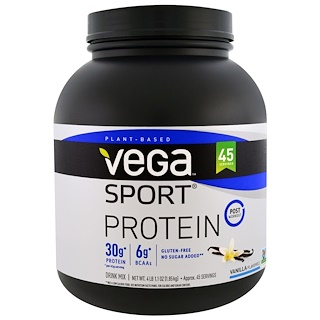 Vega, Ванильный ароматизатор, 4 фунта 1,1 унция (1,85 кг)