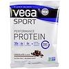 Vega, スポーツ、パフォーマンス・プロテインドリンクミックス、チョコレート味、1.6 オンス (44 g)