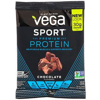 Vega, Sport(スポーツ)プレミアムプロテイン、チョコレート、44g(1.6オンス)