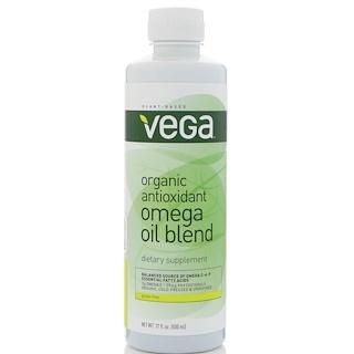 Vega, Organic Antioxidant Omega Oil Blend, 17 fl oz (500 ml)