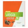 Vega, Protein Snack Bar, Chocolate Caramel, 12 Bars, 1.6 oz (45 g) Each