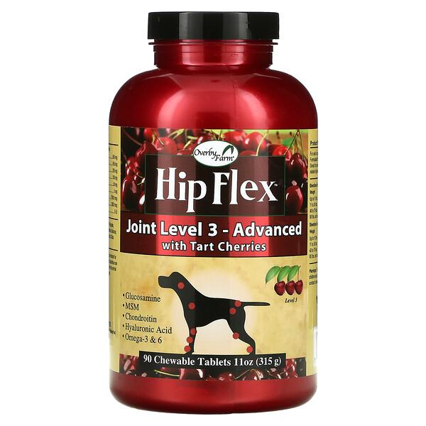 Hip Flex,Joint Level 3 - Advanced with Tart Cherries,11 盎司(315 克)