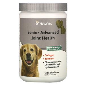 НатурВет, Senior Advanced Joint Health, 120 Soft Chews, 12.6 oz (360 g) отзывы