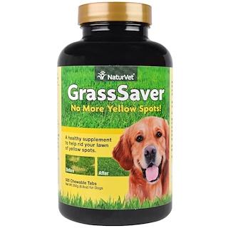 NaturVet, GrassSaver, 500 жевательных таблеток, 8,8 унц. (250 г)