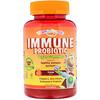 Vitamin Friends, Immune Probiotic Vegan Gummies, Orange, 60 Gummies