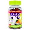 VitaFusion, MutiVites, Мультивитамины, натуральный вкус ягод, персика и апельсина, 70 жевательных таблеток