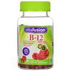 VitaFusion, B-12 Gummy Vitamins, Energy Support, Natural Raspberry Flavor, 1,000 mcg, 60 Gummies