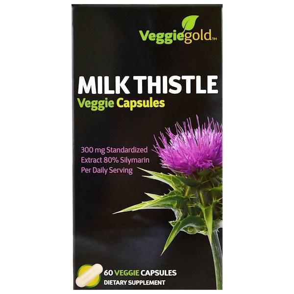 Irwin Naturals, Milk Thistle, 60 Veggie Caps (Discontinued Item)