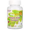 VegLife, мультивітаміни для дітей рослинного походження, з ароматом ягід, 60 жувальних таблеток