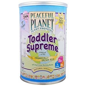 Веглайф, Toddler Supreme Formula, 1-4 Years, Natural Vanilla, 14 oz (397 g) отзывы