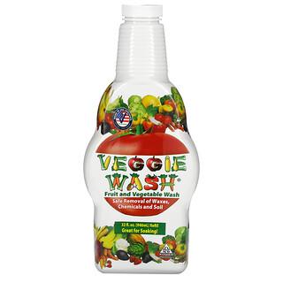 Citrus Magic, Veggie Wash, Fruit and Vegetable Wash, 32 oz (946 ml)