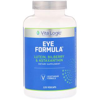 Vita Logic, Eye Formula, 120 Vegcaps