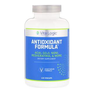 Vita Logic, Antioxidant Formula, 120 Vegcaps