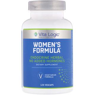 Vita Logic, Women's Formula, 120 Vegcaps