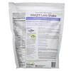 VeganSmart, VeganSlim(ヴィーガンスリム)、高タンパク質体重管理シェイク、チョコレートファッジ、728g(1.6ポンド)