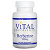 Vital Nutrients, Berberine, 500 mg, 60 Vegetarian Capsules