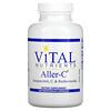 Vital Nutrients, Aller-C, 200 Vegetarian Capsules