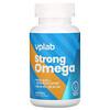 Vplab, Strong Omega, 60 Softgels