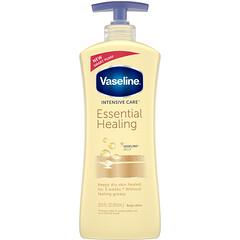 Vaseline, 倍護精華修護身體乳,20.3 液量盎司(600 毫升)