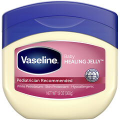 Vaseline, 嬰兒倍護潤膚霜,皮膚保護劑,13 盎司(368 克)