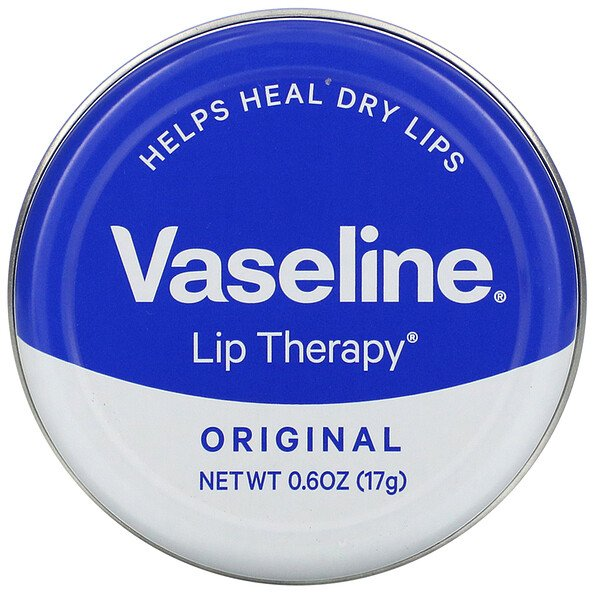 Vaseline, Lip Therapy, Original, 0.6 oz (17 g)