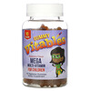 Vitables, Gummy Mega Multivitamin for Children, No Gelatin, Raspberry Flavor, 60 Vegetarian Gummies