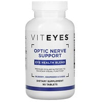 Viteyes, Optic Nerve Support, Eye Health Blend, 90 Tablets