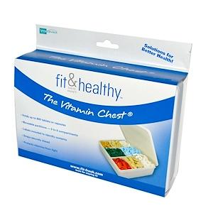 Витаминдер, The Vitamin Chest отзывы