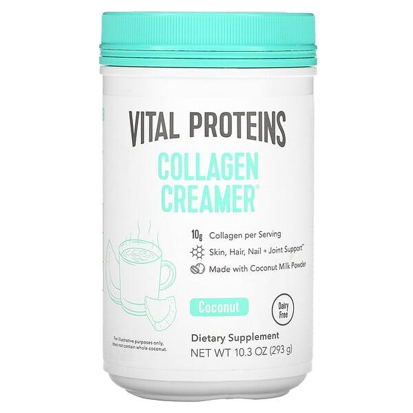 Collagen Creamer, Coconut, 10.3 oz (293 g)